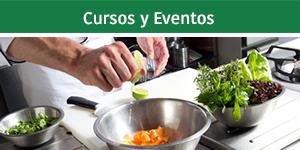 Cursos, concursos, frias, festivales y eventos gastronomicos