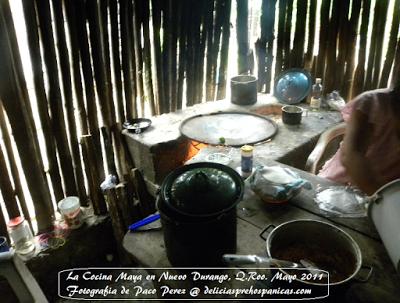 La Gastronomía Maya de Quintana Roo.