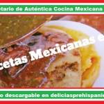 168 Recetas Mexicanas en PDF