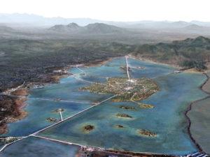 Así era Tenochtitlán en el siglo XV