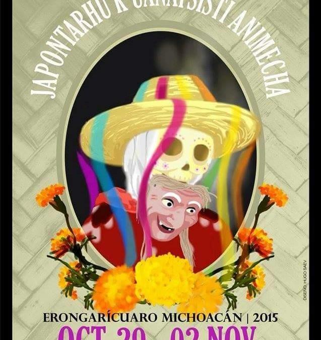 "Semana Cultural ""Japontarhu k'uanatsisti animecha"" (Las ánimas regresan al lago) –  Erongarícuaro, Michoacán"