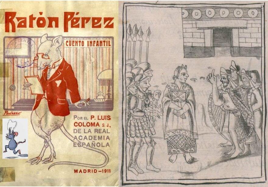 El origen prehispánico del Ratón Pérez.