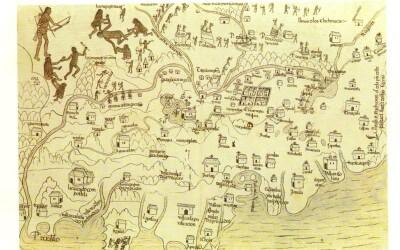72 Nombres de Lugares con origen indígena del antiguo Reino de Jalisco.