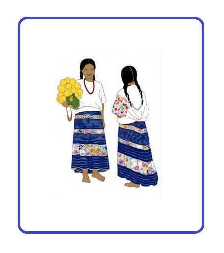 Conoce 28 Vestimentas Tradicionales Indígenas Mexicanas.