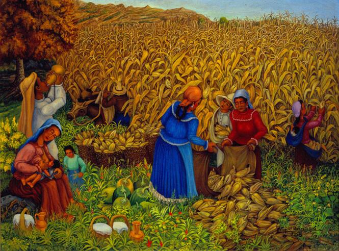 Conoce 30 Partes del Maíz en Náhuatl y su significado en Español.
