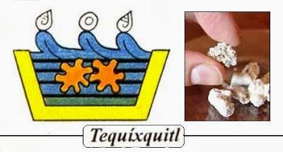 Sal de tierra o royal prehispanico