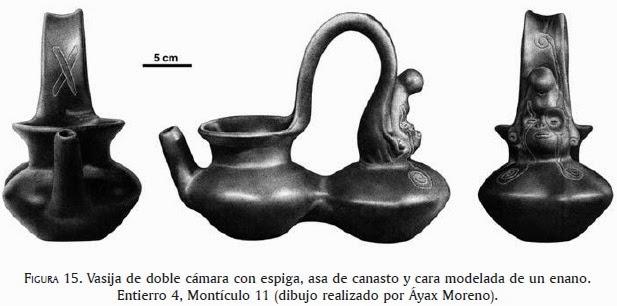 Encuentran silbatos prehispánicos que funcionaban con agua (video).