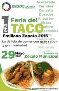 Feria del Taco deliciasprehispanicas.com