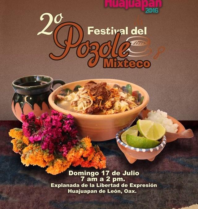 2do. Festival del Pozole Mixteco 2016