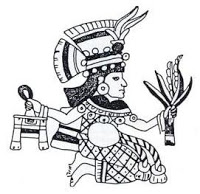 La diosa del Maiz