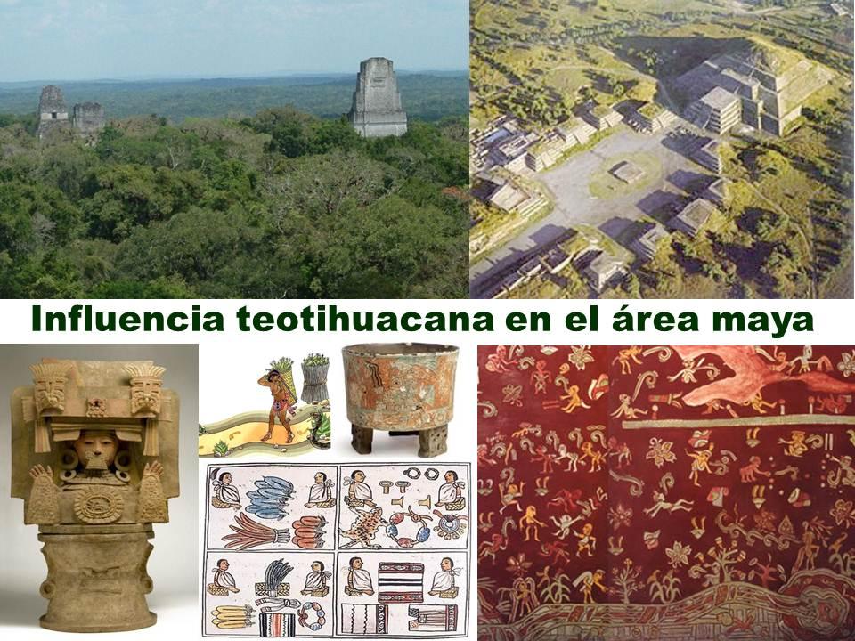 CONFERENCIA «La influencia Teotihuacana en la cultura Maya» (video)