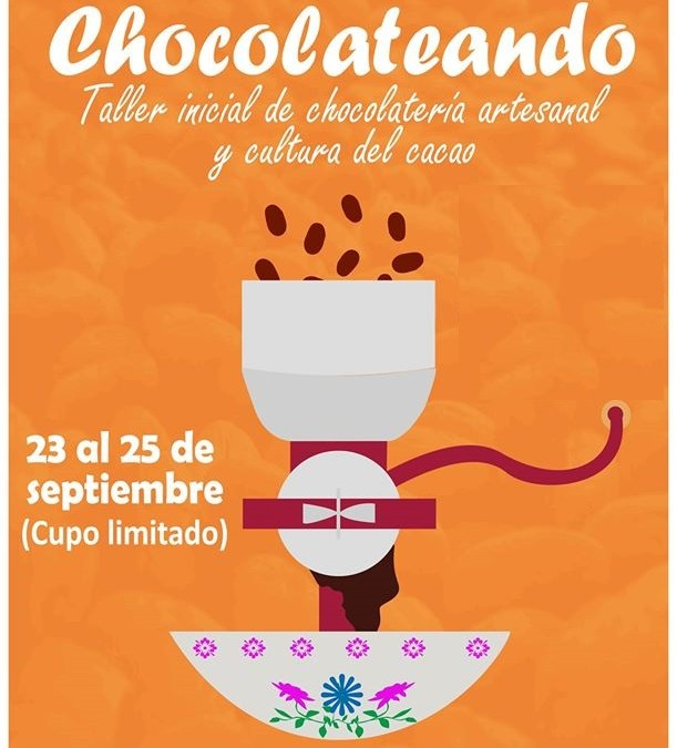 CHOCOLATEANDO. Taller inicial de chocolatería artesanal y cultura del cacao CDMX