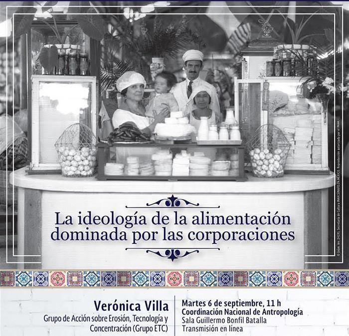"""Seminario """"Cocinas en México, procesos bisociales, históricos y reproducción cultural"""""""