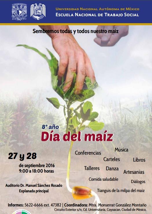 8vo año dia del maiz tianguis de la milpa