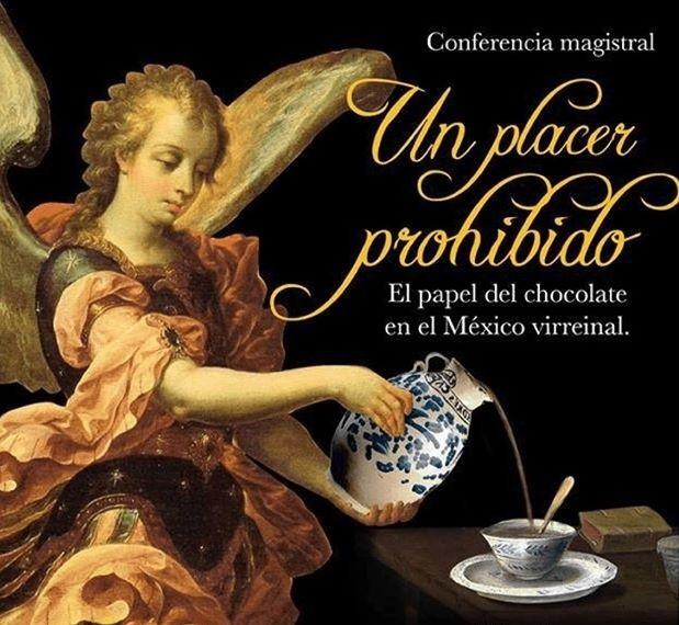 """Conferencia """"El papel del chocolate en el México Virreinal"""""""