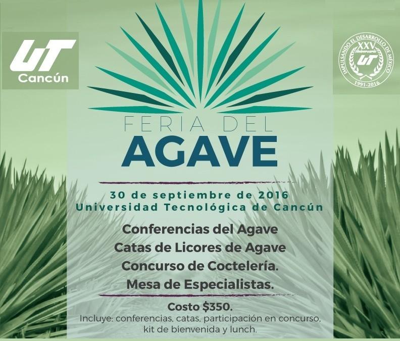 1ª. Feria del Agave,  Cancún, Quintana Roo 2016