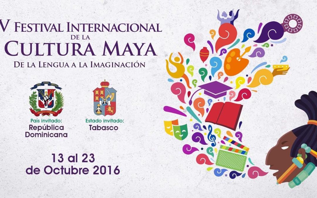 Festival Internacional de la Cultura Maya, 2016.