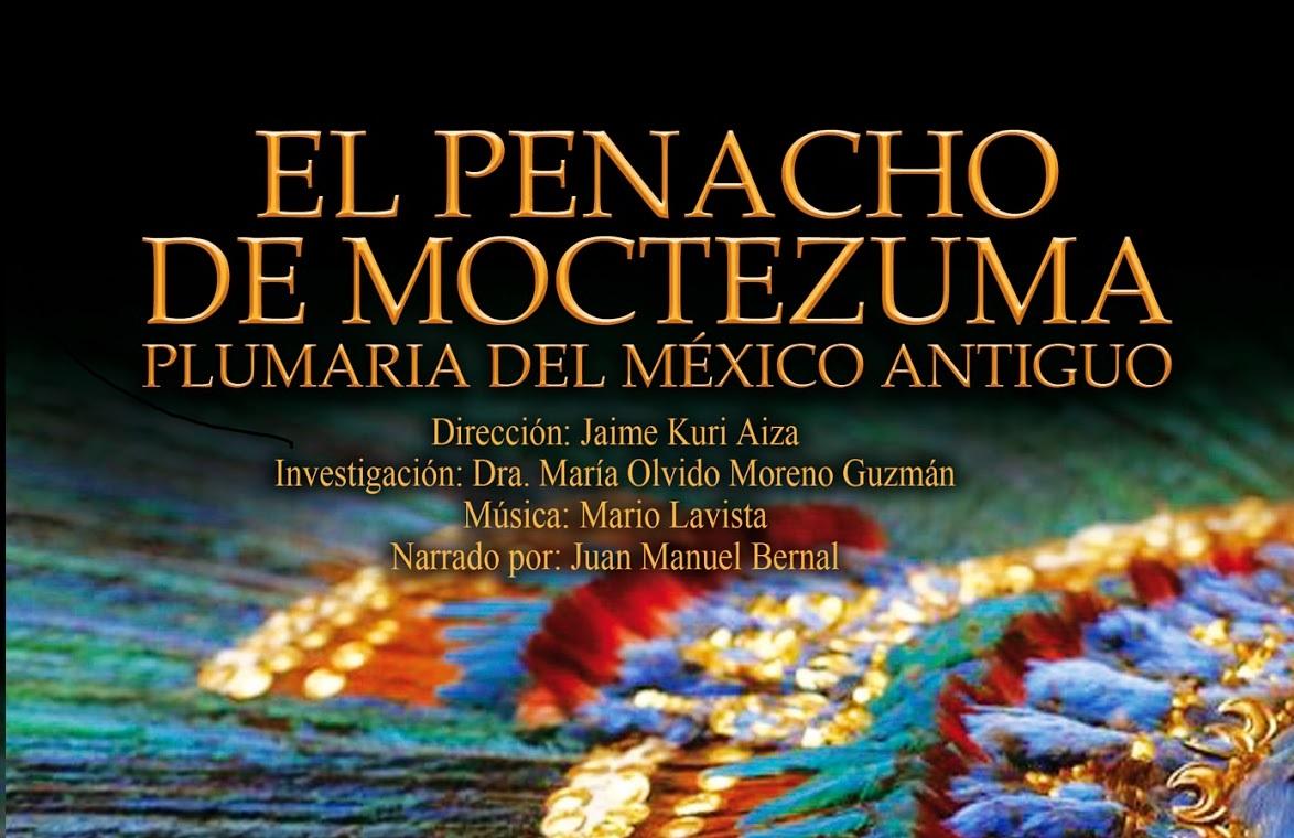 Invitación Premier El penacho de Moctezuma