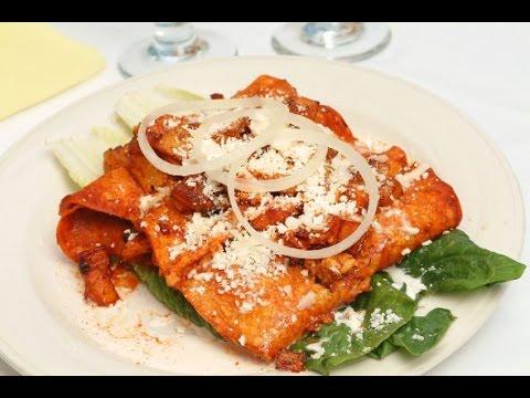 Enchiladas Tamaulipecas.
