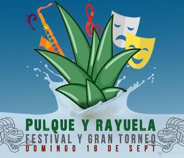 1er Festival del Pulque y Torneo de Rayuela, Atotonilco.