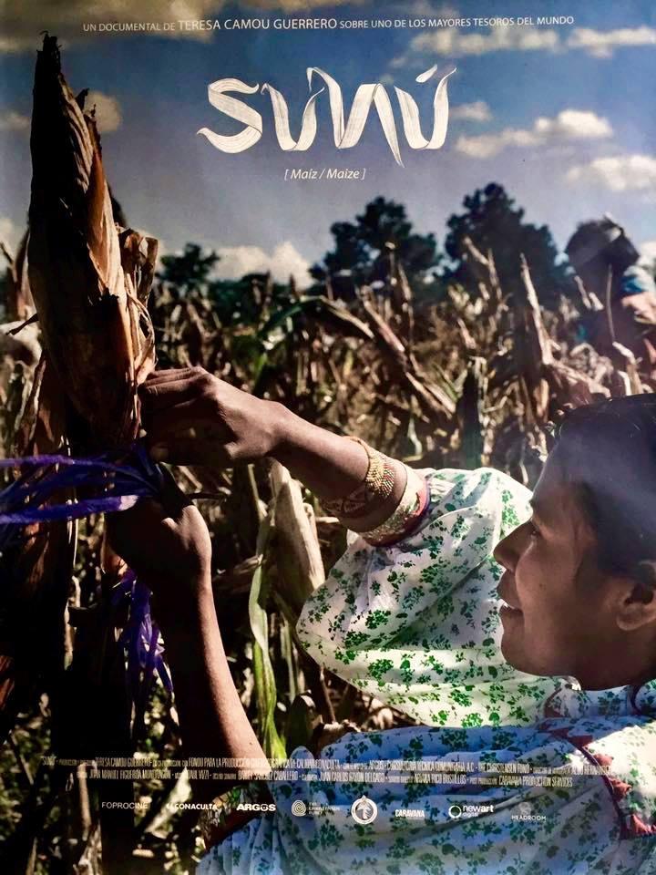 sunu documental delicias prehispanicas maiz
