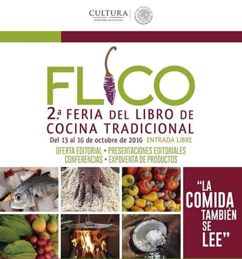 2da. Feria del Libro de Cocina Tradicional, Mex.