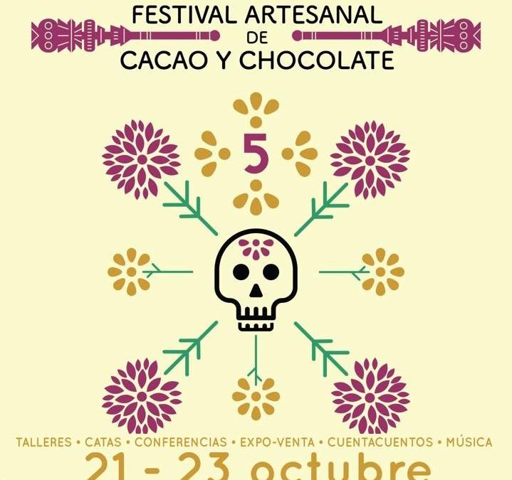 Festival Artesanal del Cacao y el Chocolate 2016, CDMX (PROGRAMA)