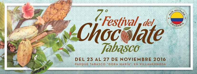 Festival del Chcolate Tabasco 2016