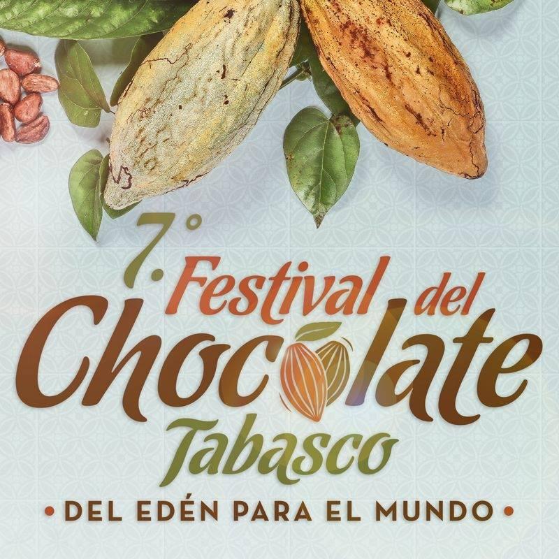 7mo. Festival del Chocolate, Tabasco 2016. Noviembre.