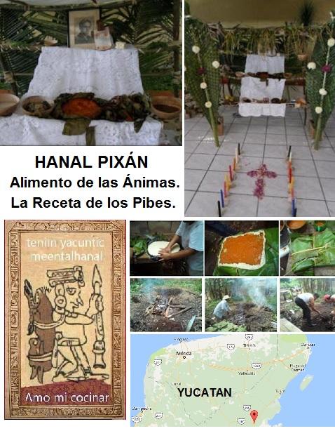 Conoce el Significado del HANAL PIXÁN + Receta de los Pibes; Alimento de las Ánimas.