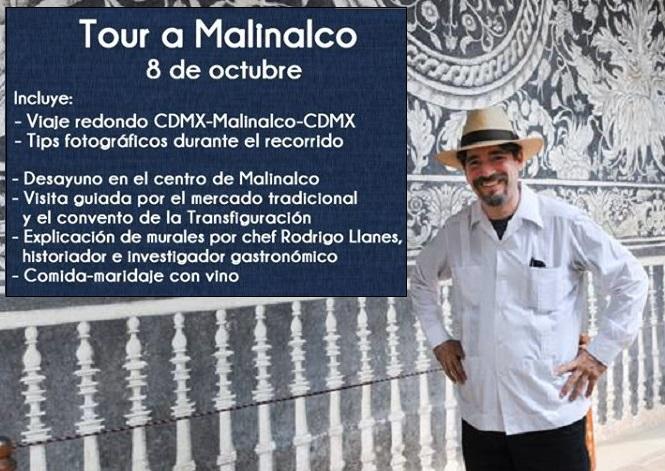 Tour a Malinalco saliendo de CDMX / Comida-maridaje