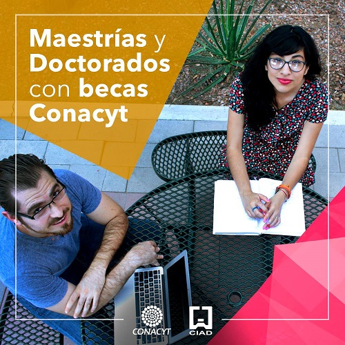 Como obtener Maestrías y Doctorados con Beca del Conacyt.