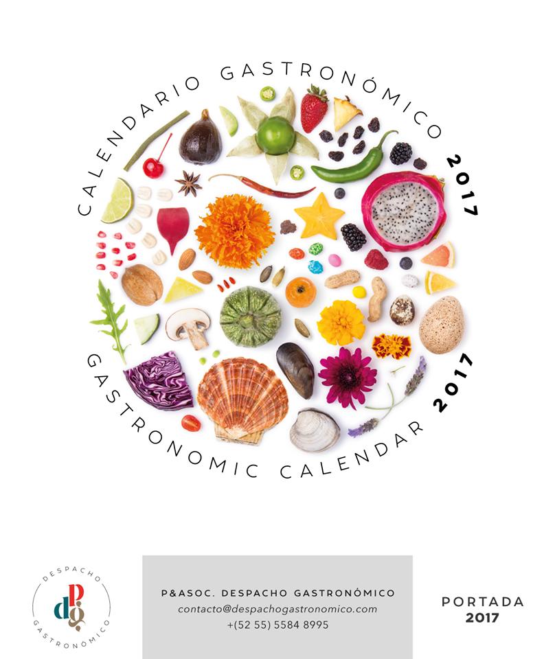 calendario gastronomico 2017