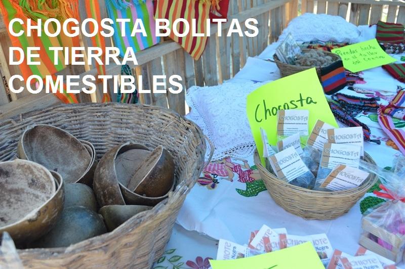 La Chogosta; tierra comestible.