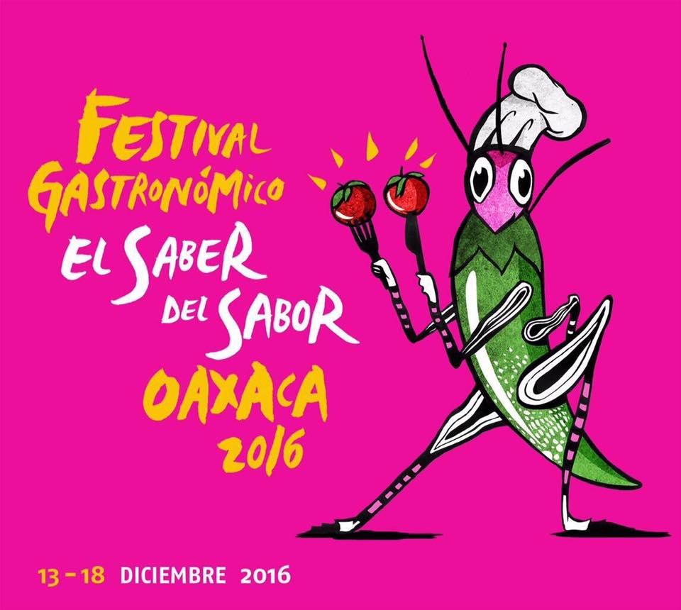 Festival «El Saber del Sabor» Oaxaca