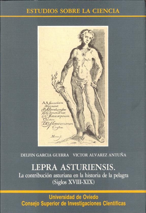 LEPRA ASTURIENSIS o lepra precolombina