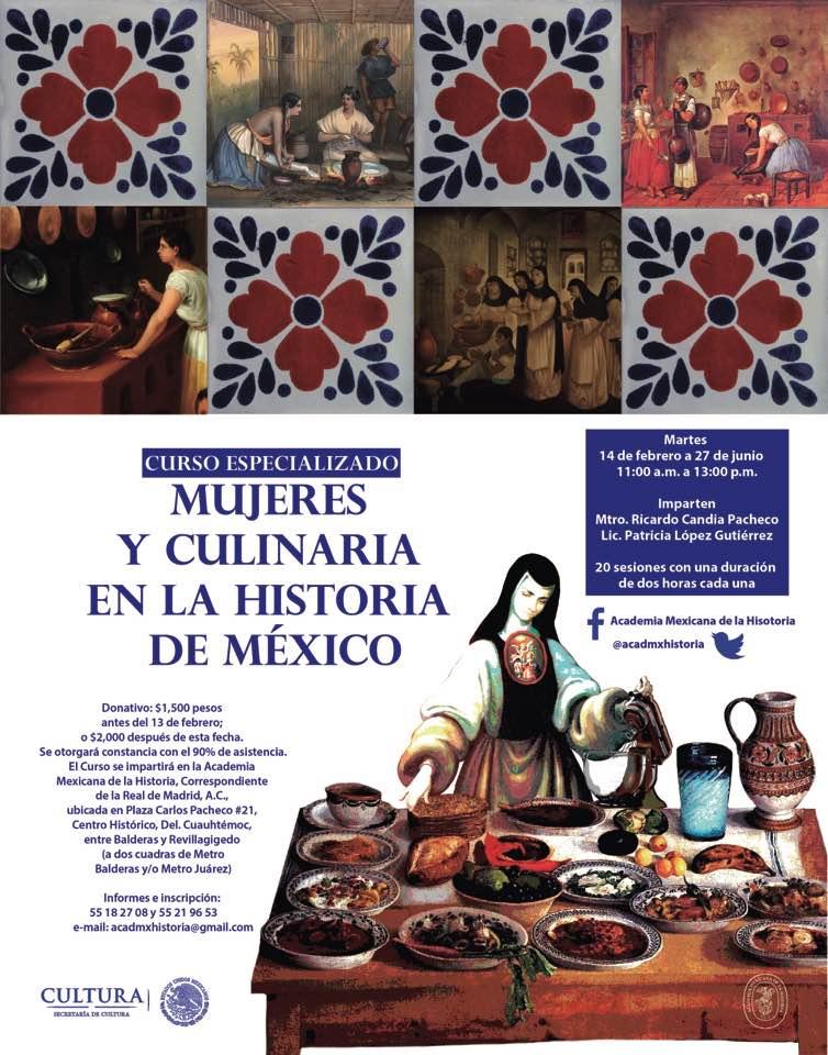 Mujeres y Culinaria
