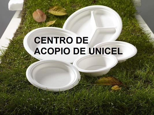 Crean en la UNAM  máquina que recicla UNICEL y abren centro de acopio.