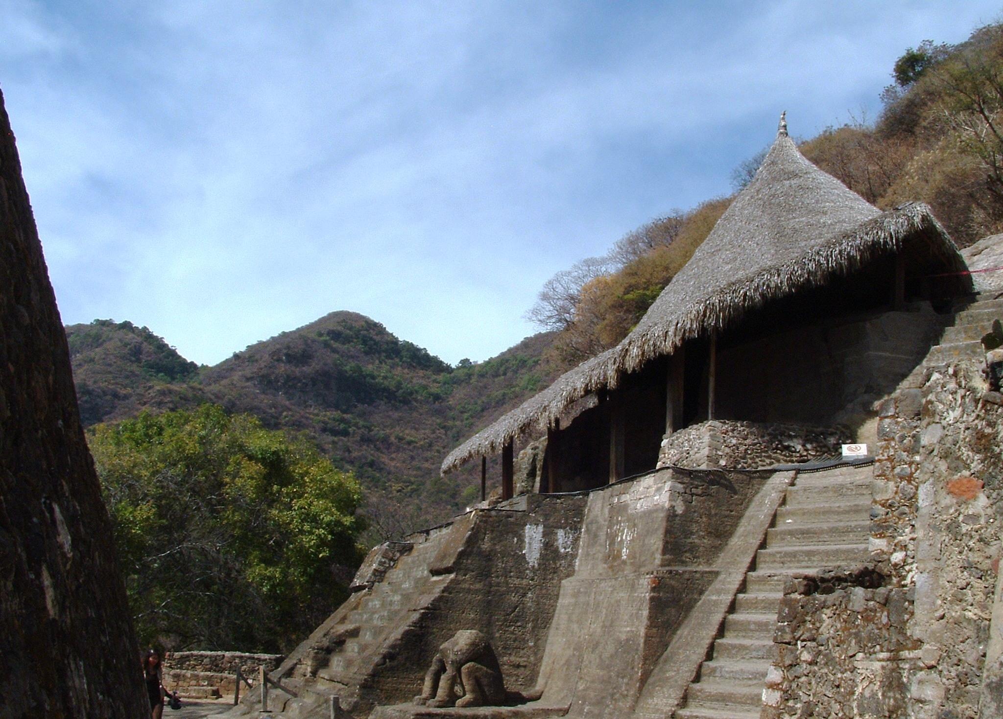 Paseos Culturales INAH Malinalco, la escuela superior de guerra Mexica.
