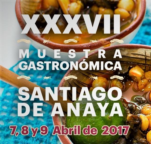 37va. Edición de la muestra gastronómica de Santiago de Anaya, Hidalgo