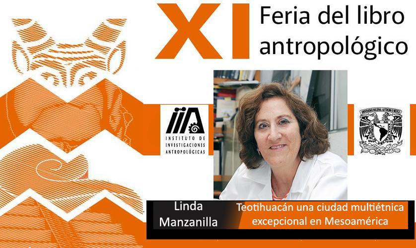 ABRIL XI Feria del Libro Antropológico (PROGRAMA)