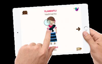 """DESCARGA la nueva App """"Vamos a aprender náhuatl"""""""