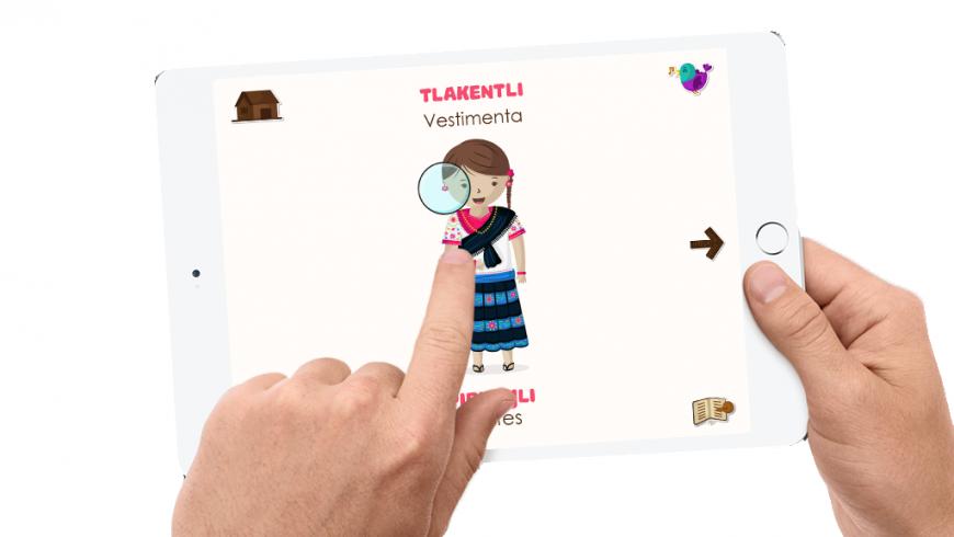 DESCARGA la nueva App «Vamos a aprender náhuatl»