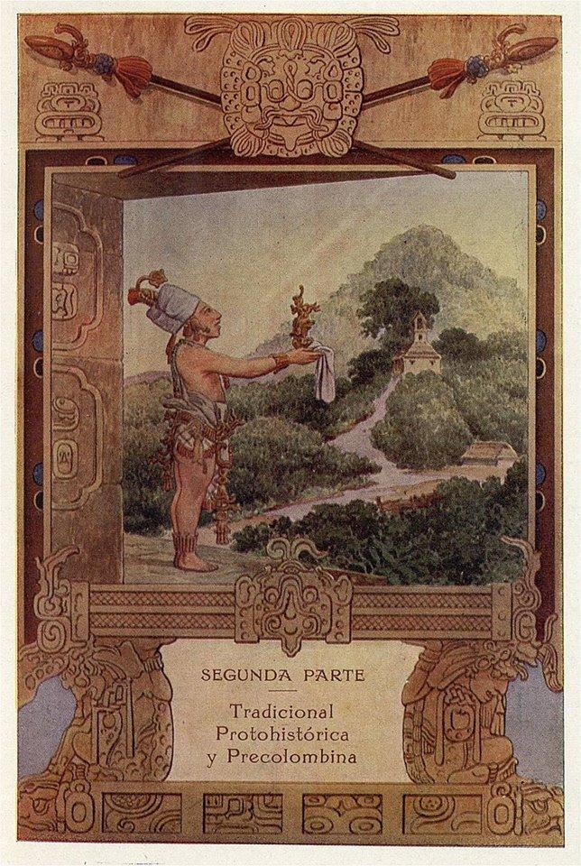 LIBRO Compendio de la historia general de México desde los tiempos prehistóricos hasta la época actual.