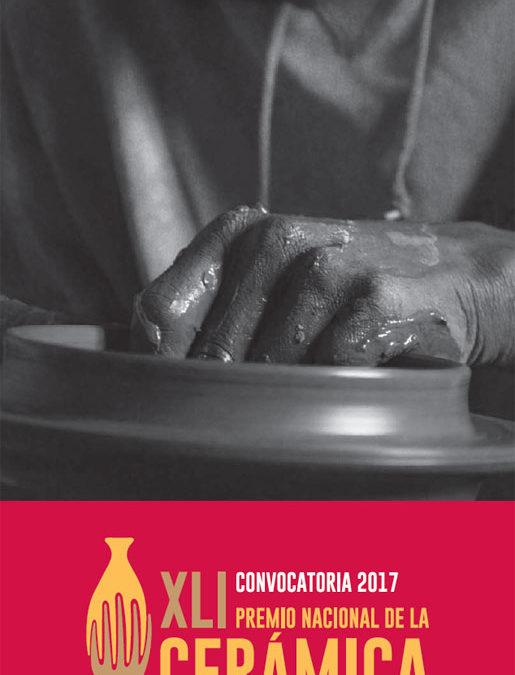 CONVOCATORIA XLI Premio Nacional Cerámica Mexicana 2017
