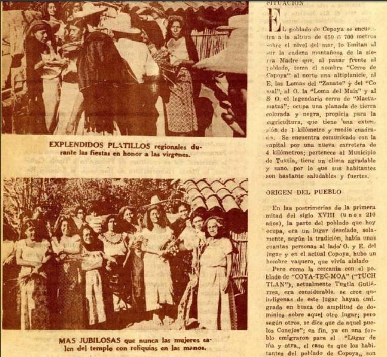 Descarga 34 Antiguas Revistas digitalizadas sobre CHIAPAS (archivo histórico en pdf)