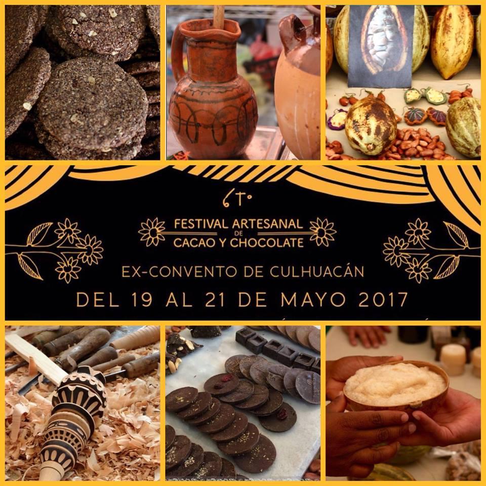 PROGRAMA del 6o Festival Artesanal Del Cacao Y Chocolate