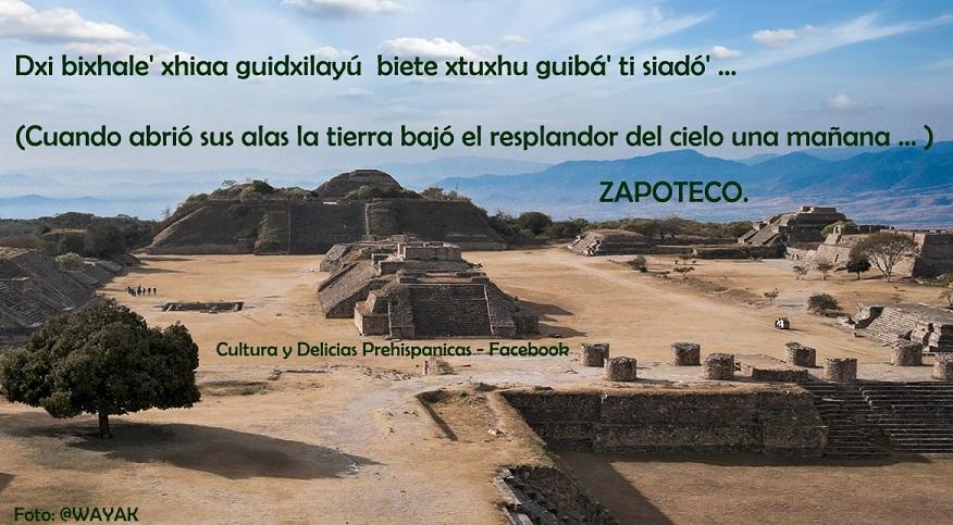 Significado los días en el calendario ZAPOTECO vs. los días NAHUAS