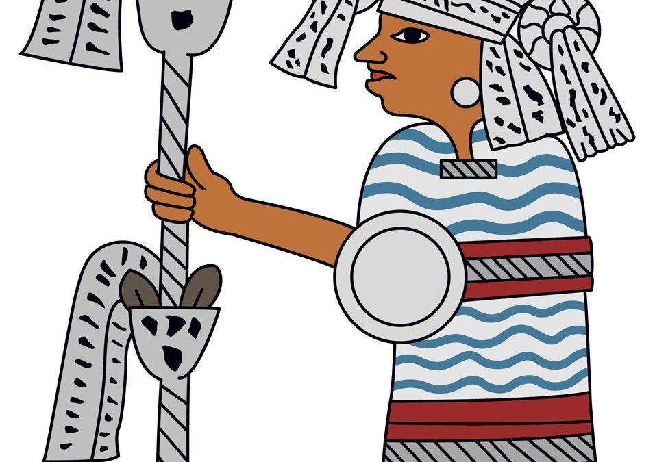 """Huixtocíhuatl """"Diosa de la Sal"""""""