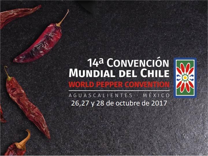 CONVOCATORIA 14va. Convención Mundial del Chile, Ags. 2017